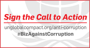 Call to action on anti-corruption