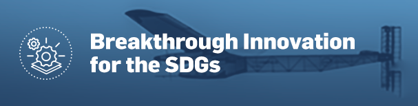 Breakthrough Innovation for the SDGs
