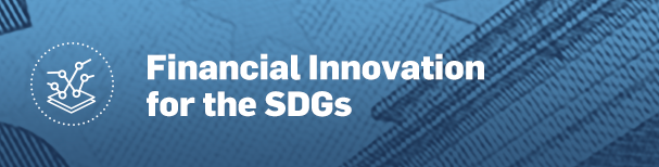 Financial Innovation for the SDGs