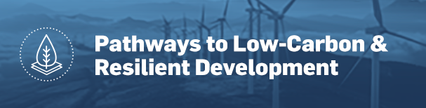 Pathways to Low-Carbon and Resilient Development