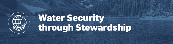 Water Security through Stewardship