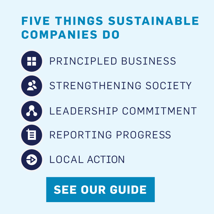 5 Things Sustainable Companies Do